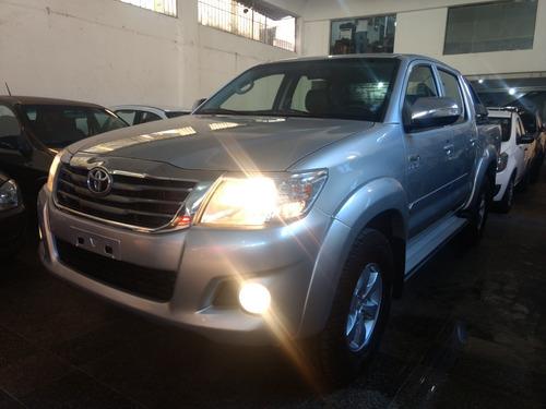 Imagem 1 de 12 de Toyota Hilux 2.7 Srv Cab. Dupla 4x4 Flex Aut. 4p 2012