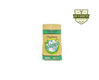 Yerba Organica Certificada Di Chieti X 500 Gr. Neto
