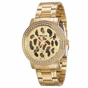 Relógio Seculus Feminino 20237lpsvds2
