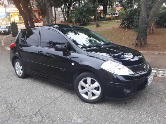 Nissan Tiida 1.8 Sl Flex Aut. 5p 2012
