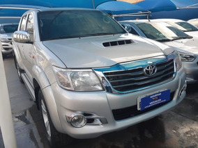 Hilux 3.0 Sr 4x4 Cd 16v Turbo Intercooler Diesel 4p Manual