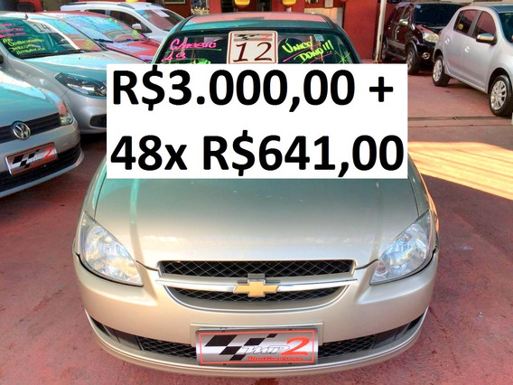 Chevrolet Classic 1.0 Ls Completo-ar - R$3.000 + 48x R$641,0