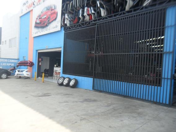 Galpao Comerc 1400 M Com Loja Auto Peças Usadas Credenciada
