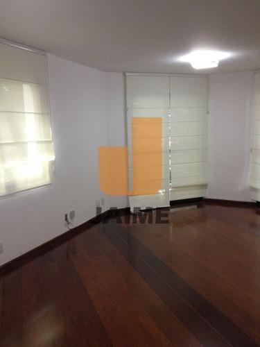 Apartamento Para Venda No Bairro Higienópolis Em São Paulo - Cod: Ja4450 - Ja4450