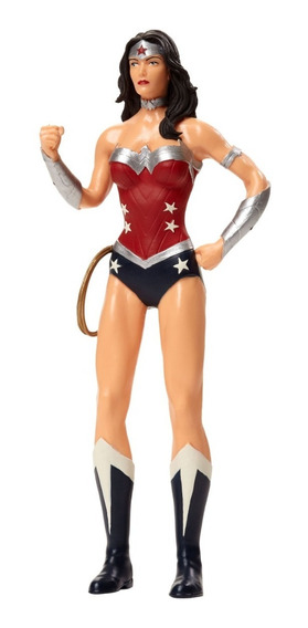 Wonderwoman Mujermaravilla 20cm Justice League Version Retro