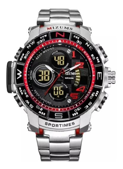 Promoção Relógio Mizums Original À Prova D