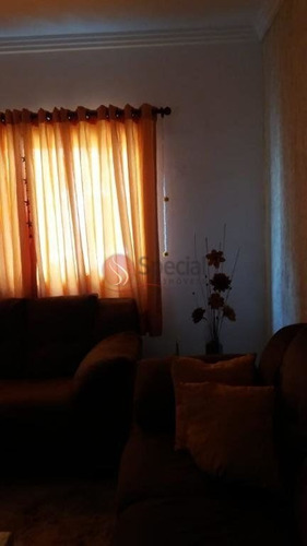 Sobrado Com 3 Dormitórios À Venda, 95 M²  - Vila Formosa - São Paulo/sp - Af18891