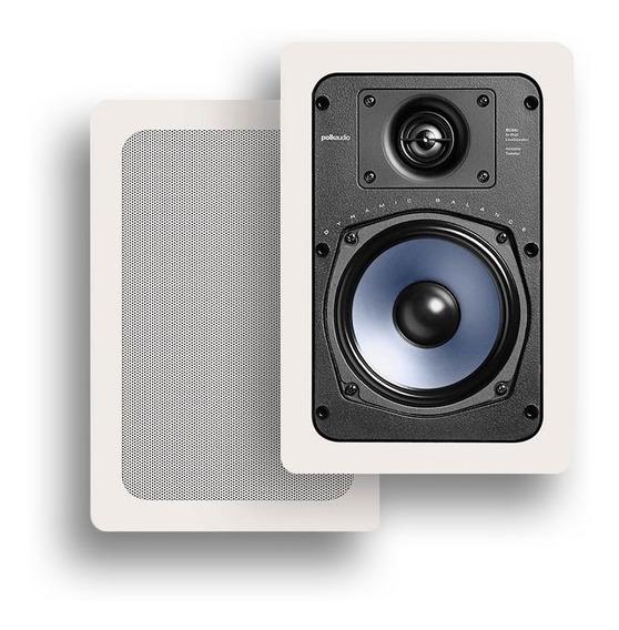 Caixa Acústica Arandelas Rc55i 100w Polk Audio Branca (par)