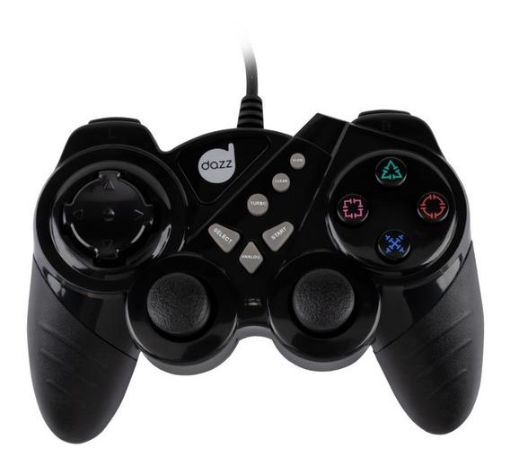 Controle Gamer Dazz Pc Turbo