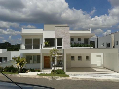 Casa Com 3 Dormitórios  Suítes À Venda, 500 M² Por R$ 2.100.000 - Golf Village - Carapicuíba/sp - Ca0372