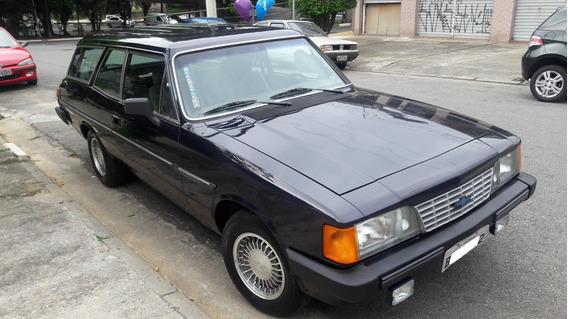 Chevrolet Caravan 4.1 Álcool 1988 Completa Maravilhosa