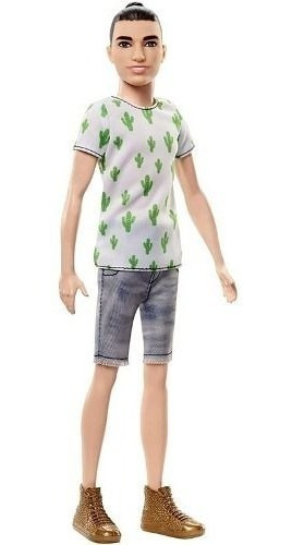 Boneco Ken Fashionista - Mattel Fjf74 Original