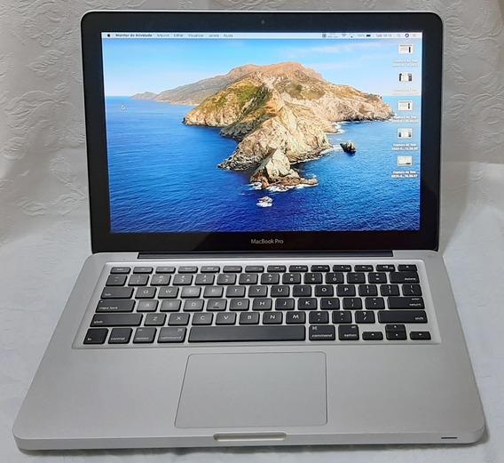 Macbook Pro 13 Mid 2012 I5 2.5ghz/8gb/120gb Ssd/500gb Hd