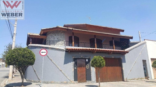 Casa 4 Suítes, 417 M² Á Venda Por 987.000,00  Jd Simus, Sorocaba/sp - 989