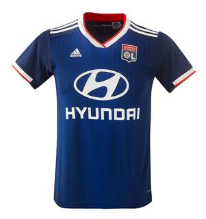 Camisa Do Lyon França Olympique Masculina - Envio Imediato