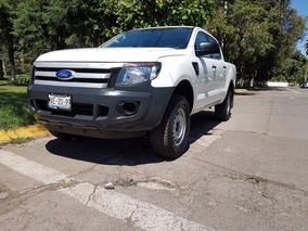 Ford Ranger 2.5 Xl Cabina Doble Mt 2015 En Perfecto Estado!