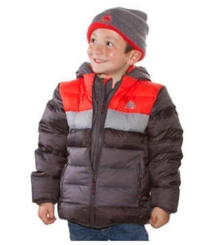 Jaqueta/casaco Snozu Ultra Clean Down - 4 Ou 5 Anos