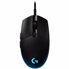 Mouse Logitech G Pro Preto Rgb 12.000 Dpi Gamer