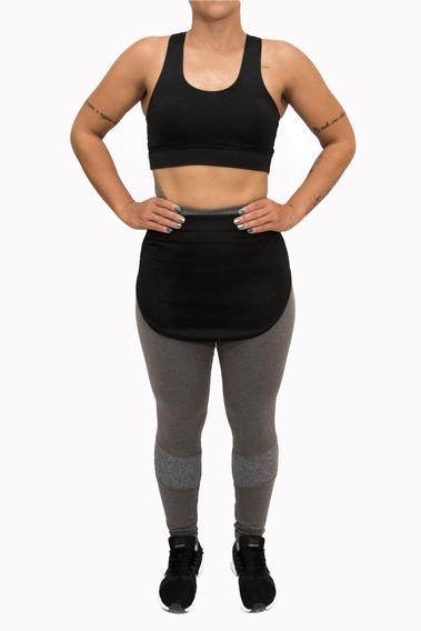 Saia 6 Tapa Bumbum Academia Fitness Promoção Esporte Slim