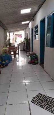 Imagem 1 de 13 de Casa Com Varanda Na Cidade De Itanhaém - 6700   Sanm