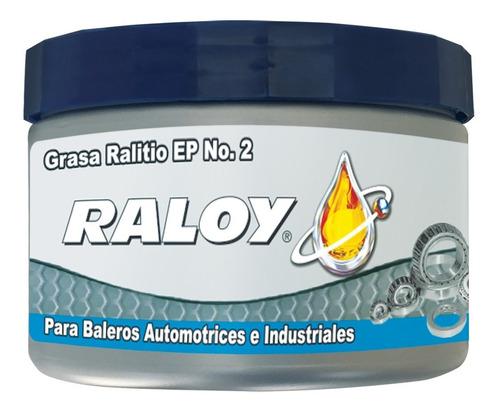 Raloy Grasa Ralitio Ep2 - Jabón De Litio X 450gr