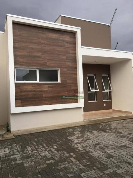 Maravilhosa Casa Recém Construída - Ca3831