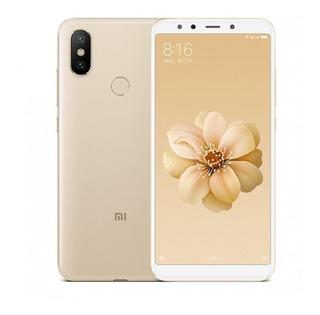 Teléfono Inteligente Xiaomi A2 4+64gb Versión Global, Dorado