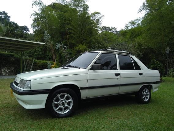 Renault 9 Txe 1.6 Modelo 1989