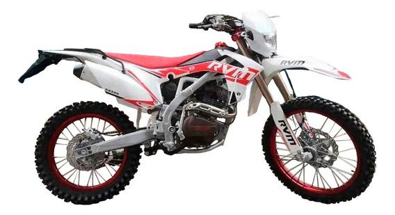Moto Enduro Rvm Cz 250 0km
