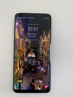 Celular Samsung Galaxy S9+ Plus 128gb Cinza Titânio + Brind
