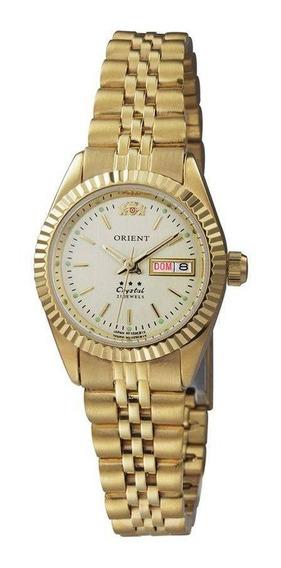 Relógio Feminino Orient 559eb1x C1kx 648016