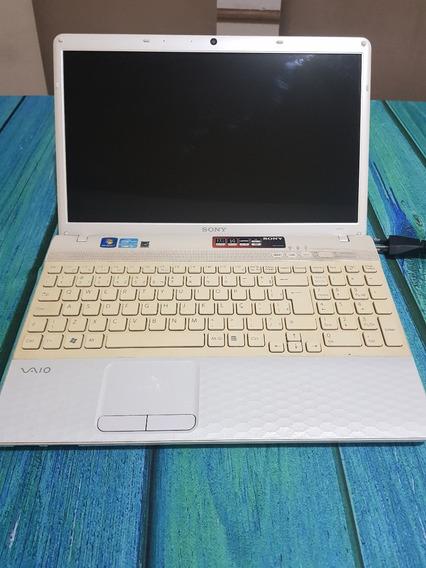 Notebook Sony Vaio Vpceh40eb I3 4gb 15.6 **leia**