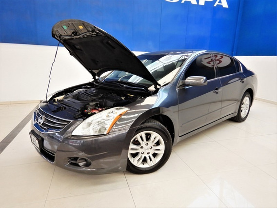 Nissan Altima Sl Piel Aut. 2011