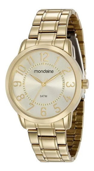 Relógio De Pulso Feminino Mondaine 83369lpmvde1