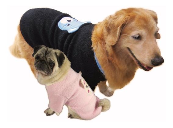 Roupa Cachorro Grande A Pequeno Inverno Frio Ursinho