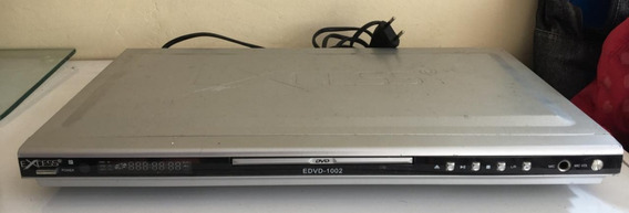 Dvd Player Excess Edvd- 1002