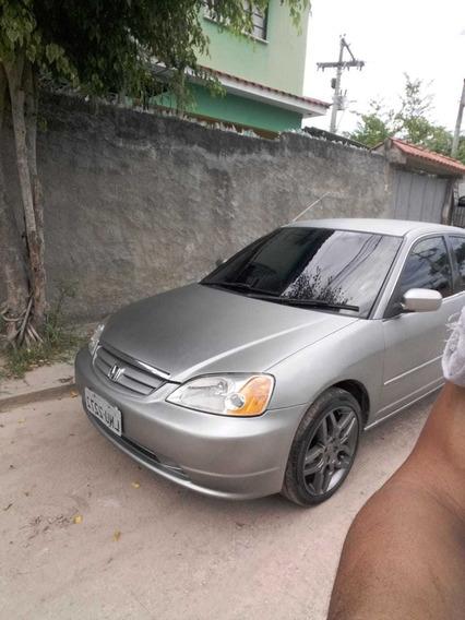 Honda Civic 1.7 Ex 4p 2002