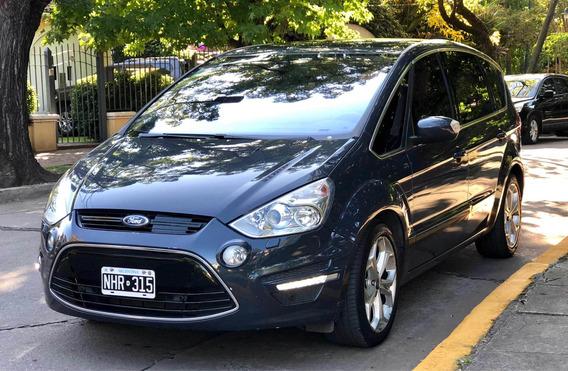 Ford S-max 2.3 Titanium 2013