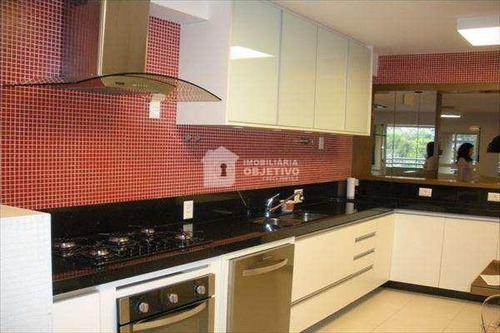 Imagem 1 de 28 de Apartamento Com 3 Dorms, Paraíso Do Morumbi, São Paulo, Cod: 2075 - A2075
