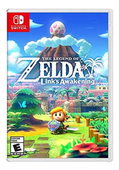 Juego The Legend Of Zelda Link