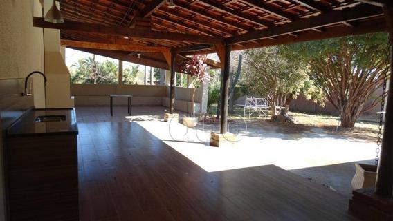 Chácara Com 3 Dormitórios À Venda, 1012 M² Por R$ 550.000,00 - Santa Rita - Piracicaba/sp - Ch0080