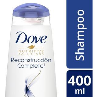 Shampoo Dove Recontrucción Completa 400 Ml
