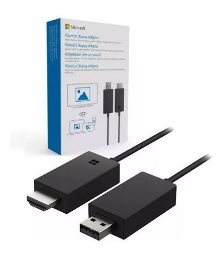 Microsoft Miracast Wifi Espelhamento Celular, Tablet Na Tv
