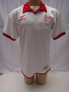 Camisa De Futebol Do Clube Nautico Capibaribe # 10 Finta - P