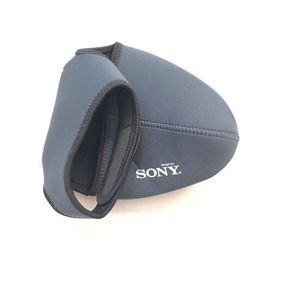 Case Neoprene Camera Sony Pequena