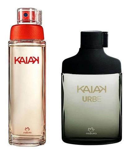 Kaiak Clásico Femenino + Kaiak Urbe Na - mL a $300