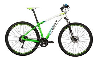 Bicicleta Teknial R29 Tarpan 400er 27 V Disco Hidraulico