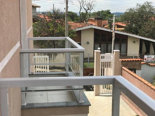 Sobrado Residencial À Venda, Nova Gardênia, Atibaia. - So6232