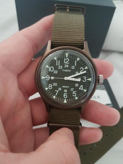 Relógio Timex Mk1 Aluminum Militar