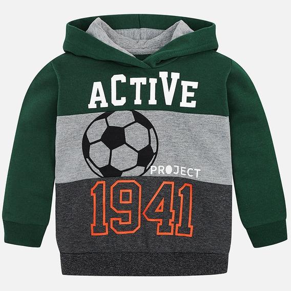 Sudadera Mayoral Active Soccer 4446 Niño, 2 Años